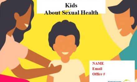 How to talk to your kids about sexual health