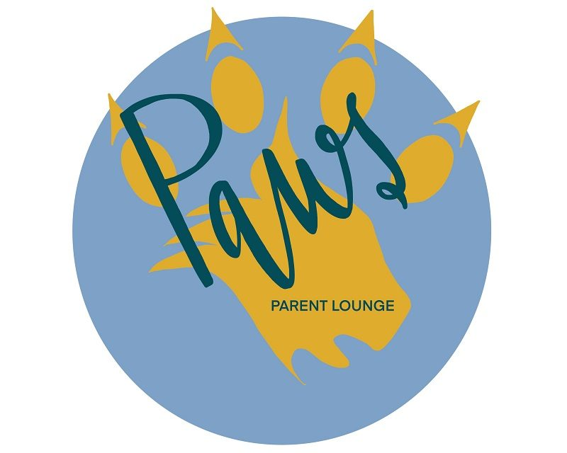 Paws parent lounge now open!